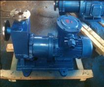 ZCQ65-50-100防爆自吸磁力泵