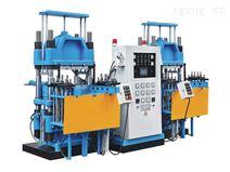 自動移模平板硫化機組