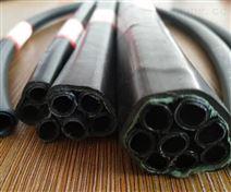 薛家湾PE-ZKW8x4矿用束管,4芯束管批发价
