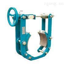 TWZ液压脚踏鼓式制动器