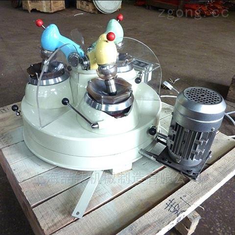 三头研磨机方便生产制造