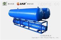 津奥特_不锈钢浮筒式潜水泵_大流量