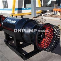 大型潜水泵的维修保养