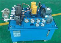 动压轴承用超低压液压站