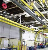 门式起重配件电动夹轨器 悬挂机械手