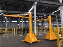 小型起重机欧式悬臂吊(移动式)