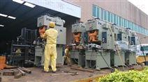 提升貯運設備工廠數控機床搬遷
