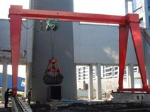 MZ型5~10吨双梁抓斗门式起重机