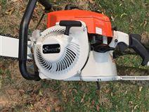 070汽油链条式挖树机 伐木机 断根机 切土机