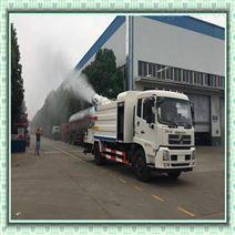 安徽锦辉环保车载式园林除尘喷雾机做法