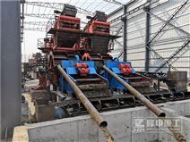 新型洗沙设备厂家_四川水洗砂生产线咨询