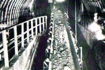 煤矿固定带式输送机