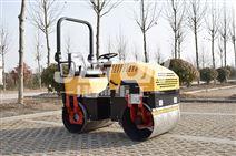 山东厂家直销1.5吨座驾式双钢轮压路机