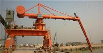 港口起重机螺旋连续卸船机