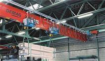 型钢单梁桥式起重机