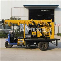 巨匠热卖热销XYC-200A三轮车载水井钻机