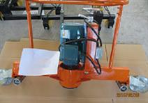 厂家优质电动仿形钢轨端面打磨机