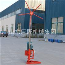 巨匠QZ-2A三相电轻便钻机地质勘探取样钻机