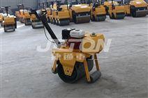 手扶式單鋼輪小型壓路機山東廠家限量促銷