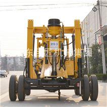 巨匠集团提供XYX-3轮式勘探钻机