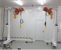 矿用通风(除尘)设备无尘结净专用起重机