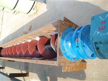 外径80-200无轴螺旋绞龙安装图纸输送机