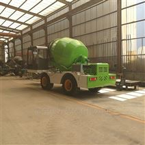 自動上料混凝土攪拌運輸車廠家直銷