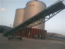 大型矿用输送机 矿山带式伸缩传送运输机