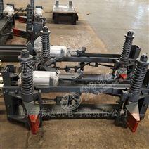 矿用QZC6抱轨式气动阻车器