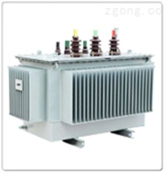 S(B)H15 非晶合金油浸式变压器电力设备