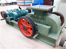 對輥擠壓鐵礦耐磨雙輥制砂機
