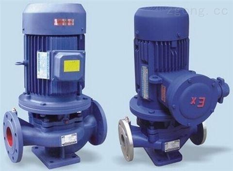 YG单级单吸管道离心油泵