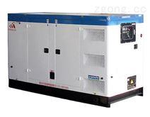 超靜音柴油發電機組