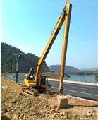 山西挖掘機加長臂制造廠家