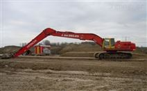 廣東神鋼sk400挖掘機加長臂哪家比較好