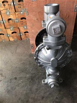 QBY3-50铝合金气动隔膜泵