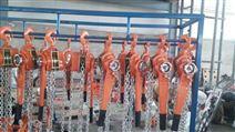 雙鏈手扳葫蘆價格-工業起重機價格