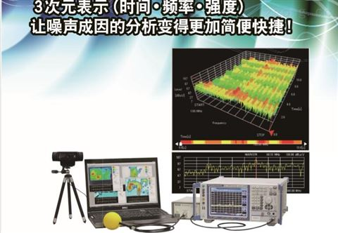 NOISEKEN空间电磁场可视化系统EPS-02Ev3