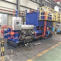 生產鋁型材車身的擠壓機,1100T擠壓設備