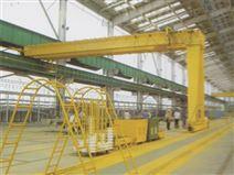 BMH型電動葫蘆半門式起重機