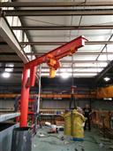 小型起重機單柱懸臂吊