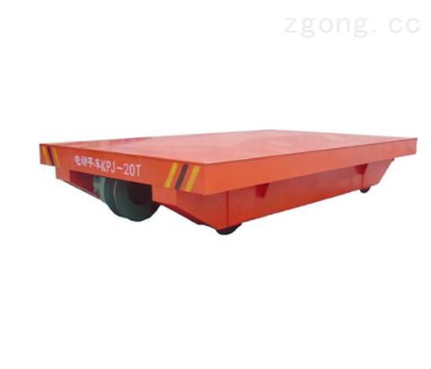 提升贮运设备平板地车