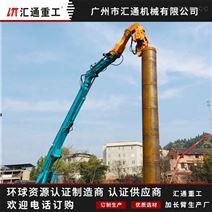 貴州芳富液壓震動打樁錘廠家定制