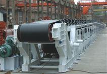 DTL型系列鋼架落地帶式輸送機