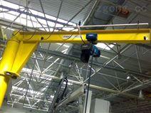 壁行式悬臂起重机