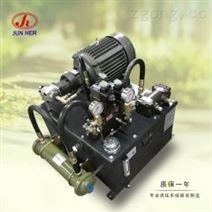 高蝶亚组合插动液压系统