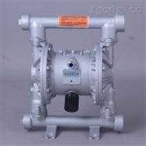 QBY3铝合金气动隔膜泵