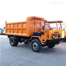 窄小礦用自卸車 TIA-J03礦用四驅四不像車