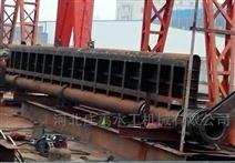 底轴驱动钢制液压坝