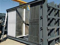 隔墻板模具車設備廠A輕質墻體板攪拌機設備